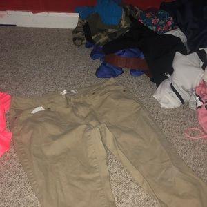 Size 13 pants